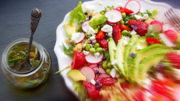 Как да балансираме храненето си след зимата?