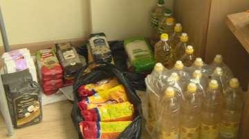 Кампания събира хранителни продукти за нуждаещите се в Благоевград