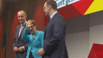 Наследниците на Меркел с позиция срещу Русия