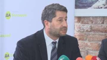 Христо Иванов: Да, България все още дебатира евентуално коалиране