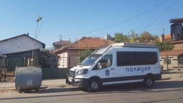 Мащабна полицейска акция в столичния квартал Христо Ботев
