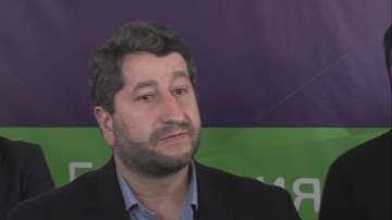 Христо Иванов представи учредителната декларация на Да, България