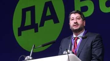 Избраха Христо Иванов за председател на Да, България