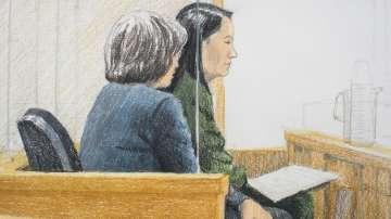 Задържаният финансов директор на Huawei поиска да бъде освободена