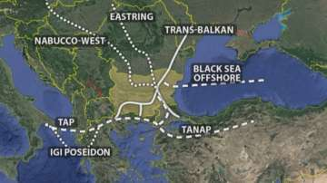 Зелена светлина за строеж на газовия хъб Балкан