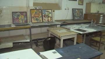 Средствата за заплатите в Художествената академия са отишли за ремонт