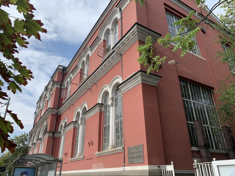 За десета поредна година, Националната художествена академия ще отвори ателиетата