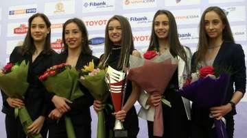 България завоюва златен медал на Световната купа по художествена гимнастика