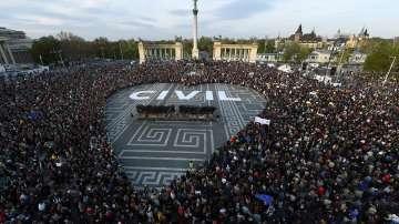 САЩ призоваха Унгария да замрази закона, който засяга университета на Сорос