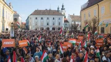 Какви са нагласите на унгарците преди парламентарните избори?