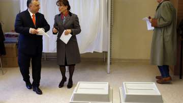 От нашите пратеници: Започна гласуването на парламентарните избори в Унгария