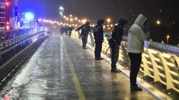 Туристическа лодка се преобърна в река Дунав, 7 души са загинали