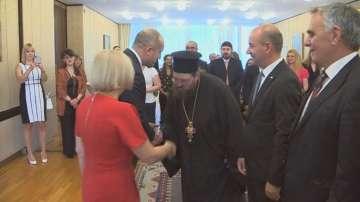 Президентът се срещна с представители на българската общност в Унгария