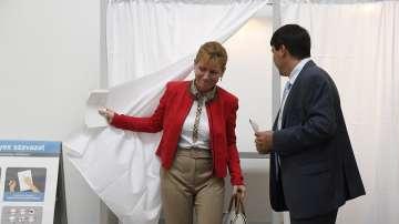 В Унгария гласуват на местни избори