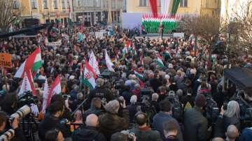 Преди парламентарните избори в Унгария
