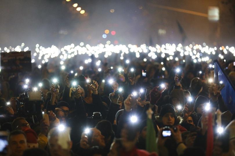 Четвърти по рода си антиправителствени протести в рамките на седмица