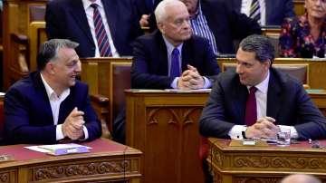 Протести в Унгария, парламентът гласува Закона за висшето образование