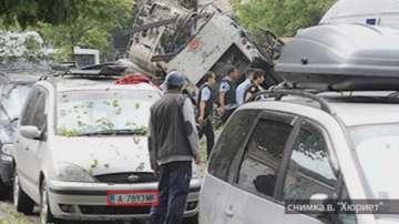 Две коли с българска регистрация са били на мястото на атентата в Истанбул