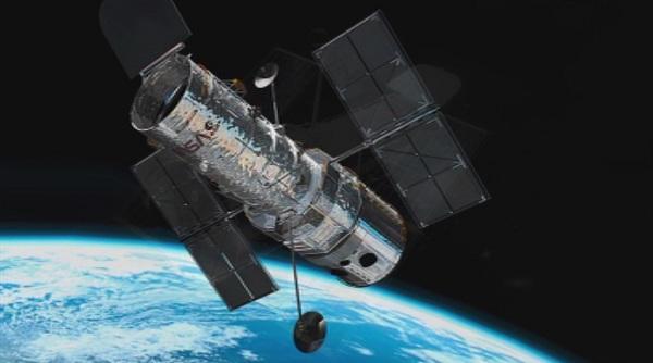 Телескопът Хъбъл е успял да заснеме една от най-удивителните гледки