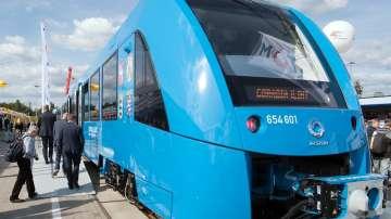 Първите водородни влакове влизат в експлоатация в Германия през 2021 г.