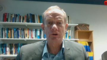 Сагата Брекзит: Проф. Иън Бег в специално интервю за БНТ