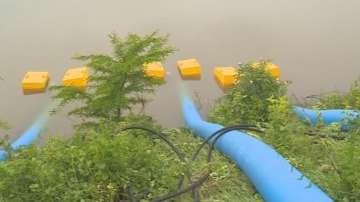 Няма опасност от наводнение в района на язовир Рогозен