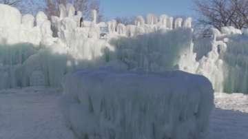 Ледено царство в Канада