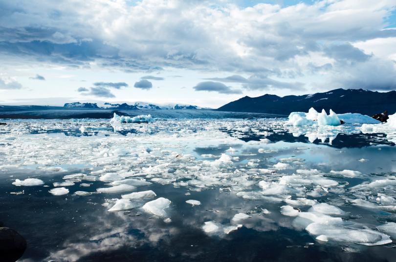 Загубата на ледове в Гренландия се е увеличила четирикратно от