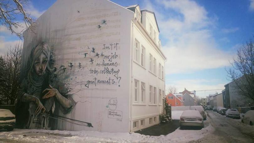 """снимка 7 """"Отвъд границите"""": Юлия Кошаревска: И да не живееш в България, можеш да помагаш"""