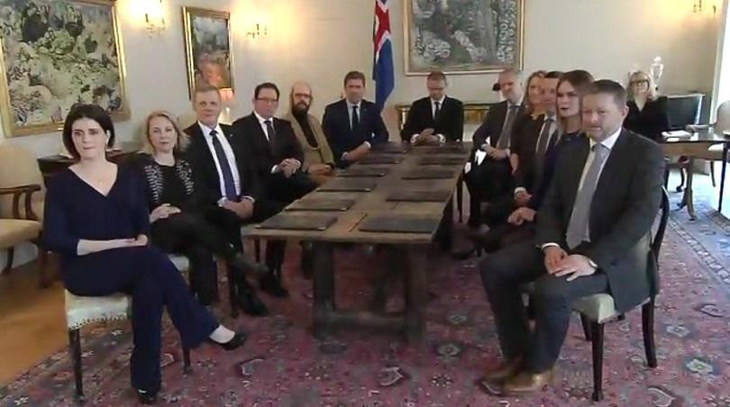 Новото исландско правителство встъпи в длъжност