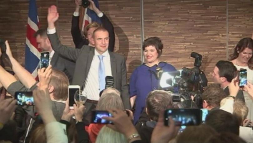 гудни йоханесон новият президент исландия