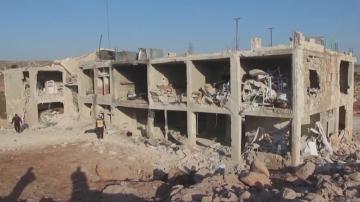 Над 60 здравни заведения са пострадали при бомбардировки в Сирия
