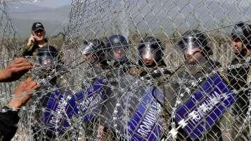 Стотици ранени при вчерашните сблъсъци край Идомени