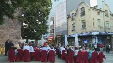 Вечеря ифтар събра представители на всички етнически общности в Пловдив