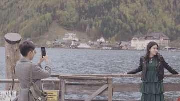 Австрийско градче се напълни с желаещи за снимка