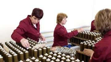 Нови производствени мощности на ВМЗ-Сопот на площадката в Иганово