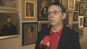 Режисьорът Иглика Трифонова с изложба в Софийската градска художествена галерия