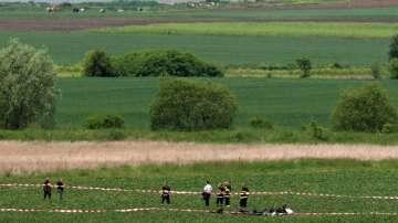 Продължава разследването на инцидента с малкия самолет край Ихтиман