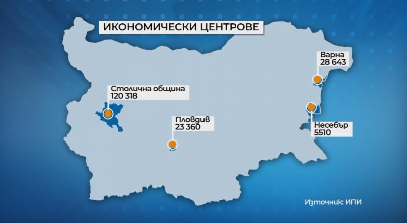 снимка 4 Най-високи заплати получават в Челопеч и Козлодуй