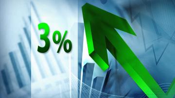 Еврокомисията прогнозира над 3% ръст на икономиката в България