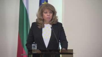 Илияна Йотова: Време е за нова политика към българите в чужбина