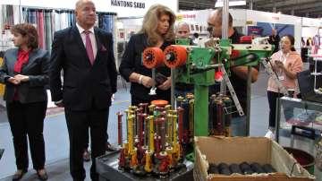 Започна Международното текстилно изложение в Пловдив