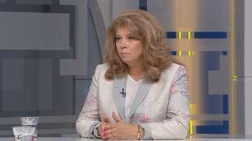 Илияна Йотова: На първо място е справянето със заразата по животните