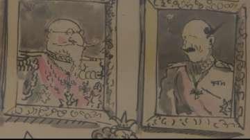 Непоказвани творби на Илия Бешков в Софийската художествена галерия