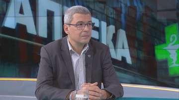 Проф. Гетов: Няма да фалират аптеки заради системата за верификация на лекарства