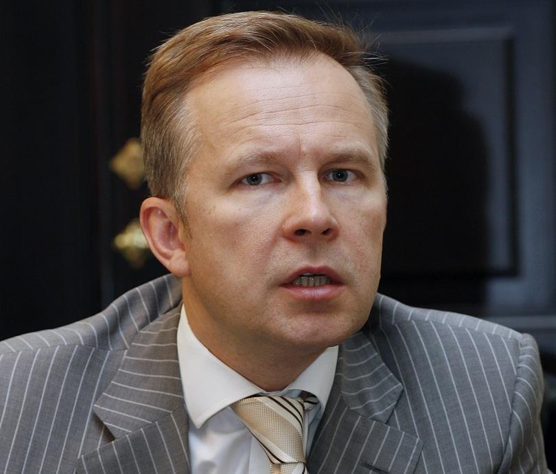 Управителят на латвийската централна банка Илмар Римшевич е задържан от