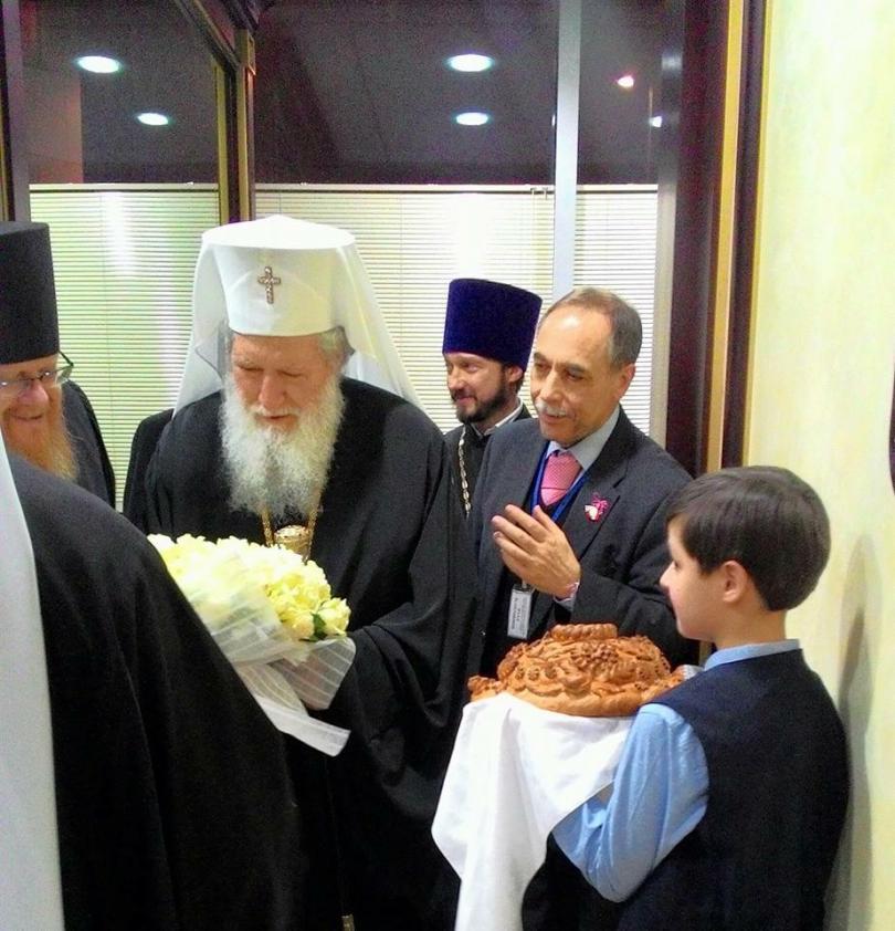 патриарх неофит москва
