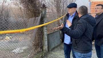 Иван Гешев и Младен Маринов на проверка в с. Галиче (Снимки)