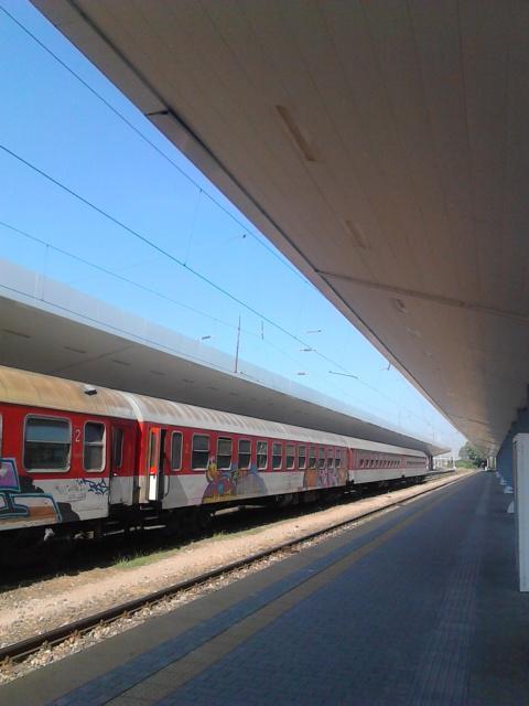 Особености на българския жп транспорт