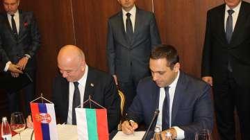 Министър Караниколов: Българският износ за Сърбия е нараснал с над 10%